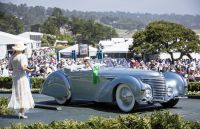 La Monterey Classic Car Week de California confirma su magia