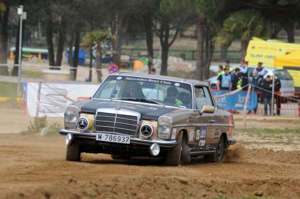 IV Rally Platja d'Aro Historic: prueba de regularidad
