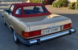 380 SL W107