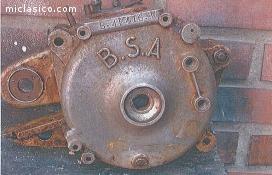 BAJOS BSA 250cc ó 350cc