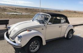 Escarabajo cabrio 1303s