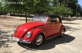 Escarabajo Cabrio