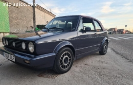 Golf Cabrio karman