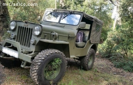 Willys CJ-3B Viasa