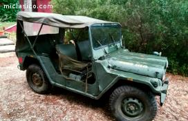 Mutt M151 A2 USMC