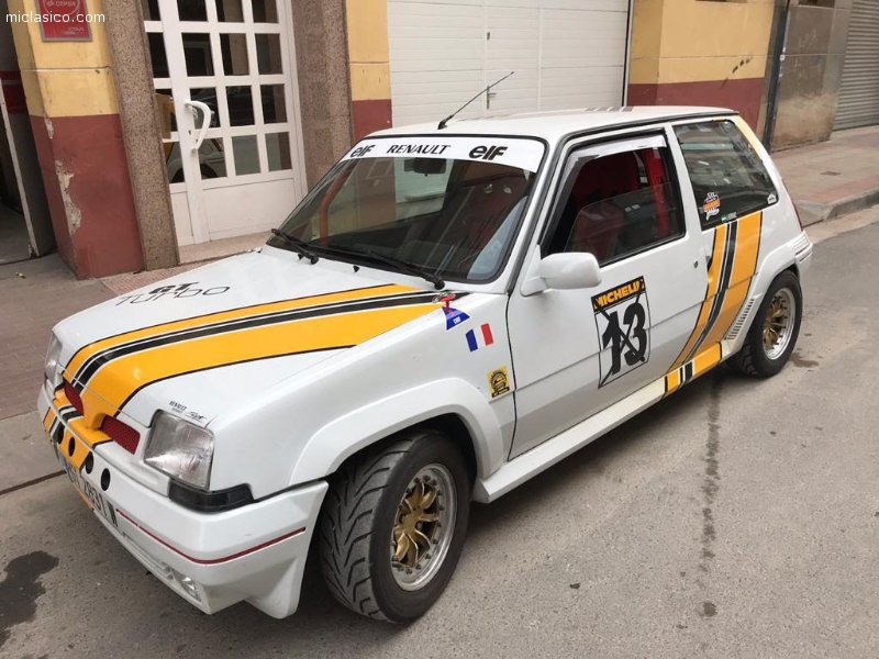 5 GT Turbo