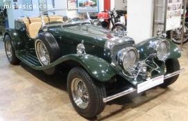 SS100 RECREATION - REPLICA MODELO 1939