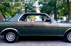 W123 Coupe 2.3