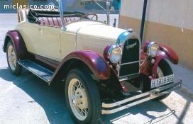 whippet roadster