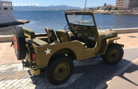 WILLYS CJ3A