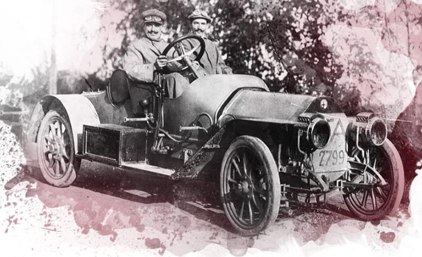 Alfa Romeo, una historia de pura emoción