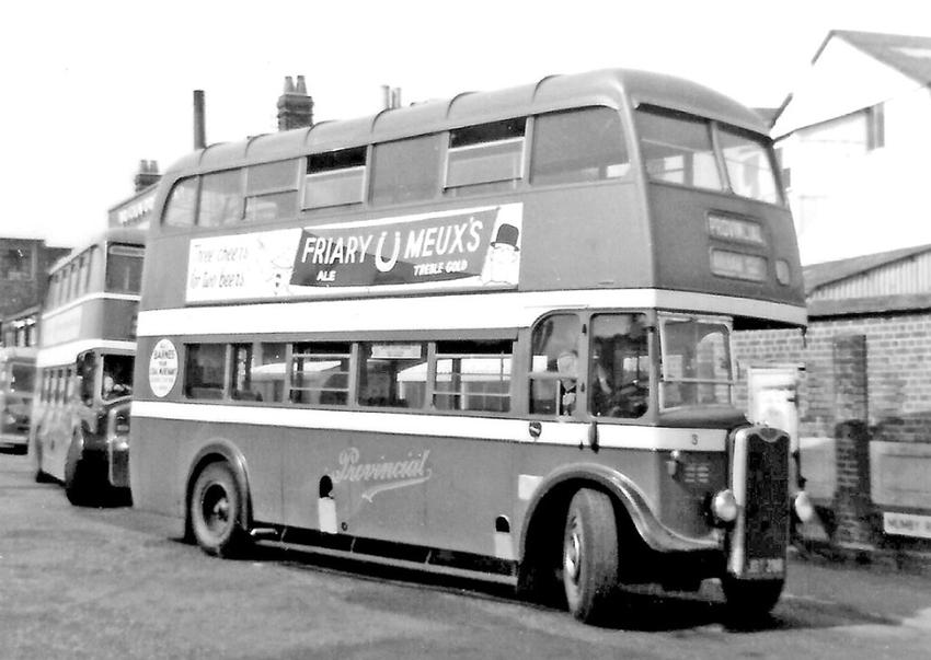 El autobús Guy Arab III: un símbolo británico