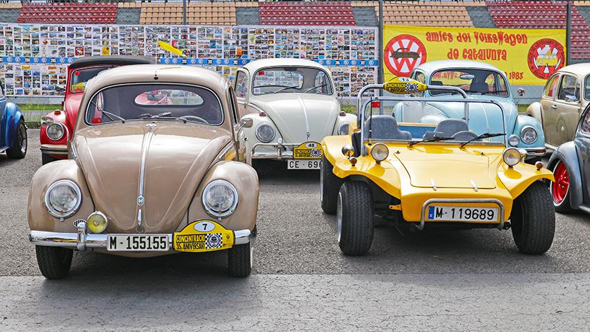 Amics del Volkswagen de Catalunya 35 Aniversario