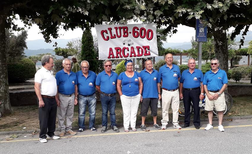 23 Clubes de toda España acuden a la Nacional del Club 600 Arcade