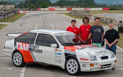 Historia de un Ford Sierra RS Cosworth