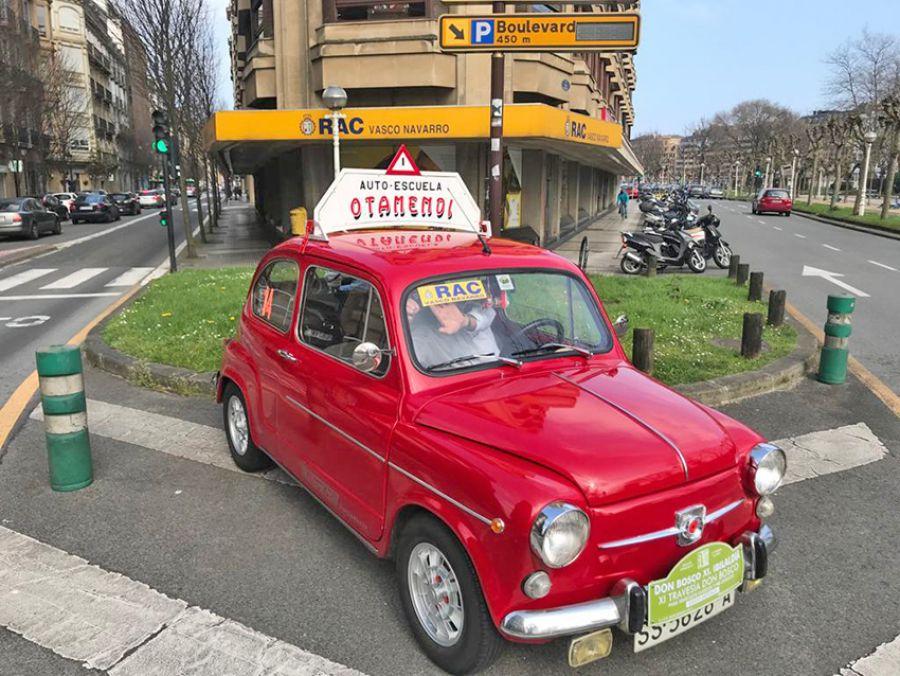 XI Travesía Don Bosco de Vehículos Clásicos, gran acogida de la edición más atípica