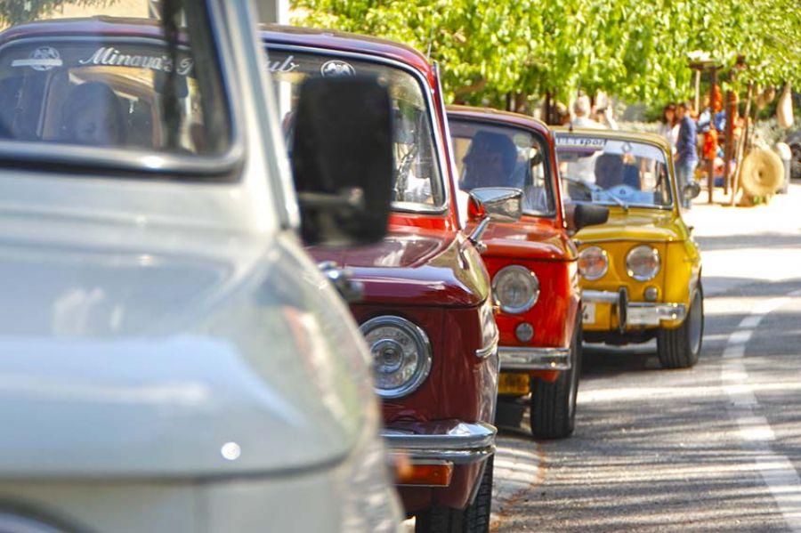 Celebrado el 37 encuentro del Club Renault 8, 8TS y 10