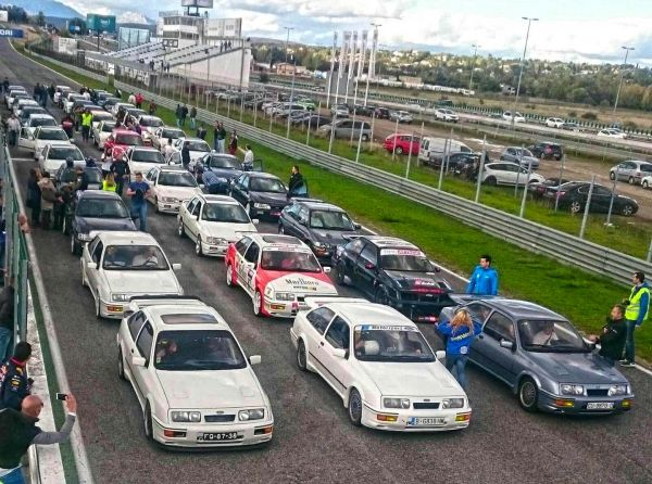 30 Aniversario Ford Sierra RS Cosworth
