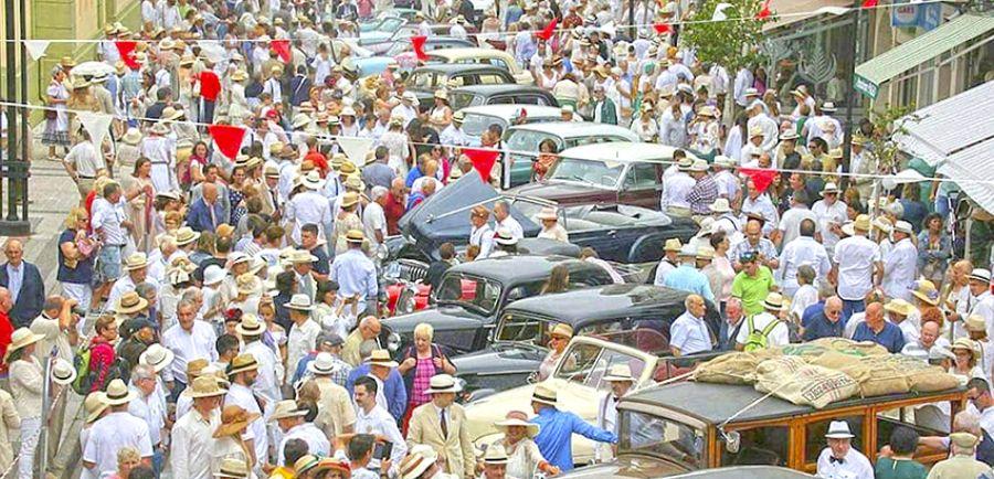 Gran fiesta en el II Gran Premio Ribadeo Indiano