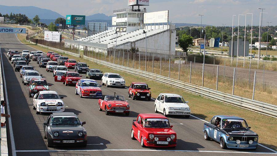 III Spain Classic Rally, el más largo de Europa para coches clásicos
