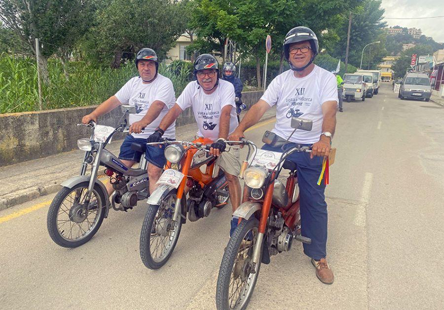 Los Motoret le volvieron a dar la Vuelta a Mallorca