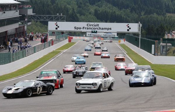 Iberian Historic Endurance Spa Summer Classic 2015