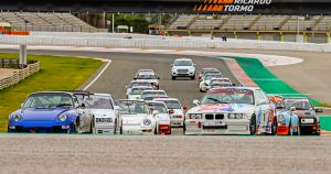 Racing Legends: Comenzó la temporada en el Circuit Ricardo Tormo
