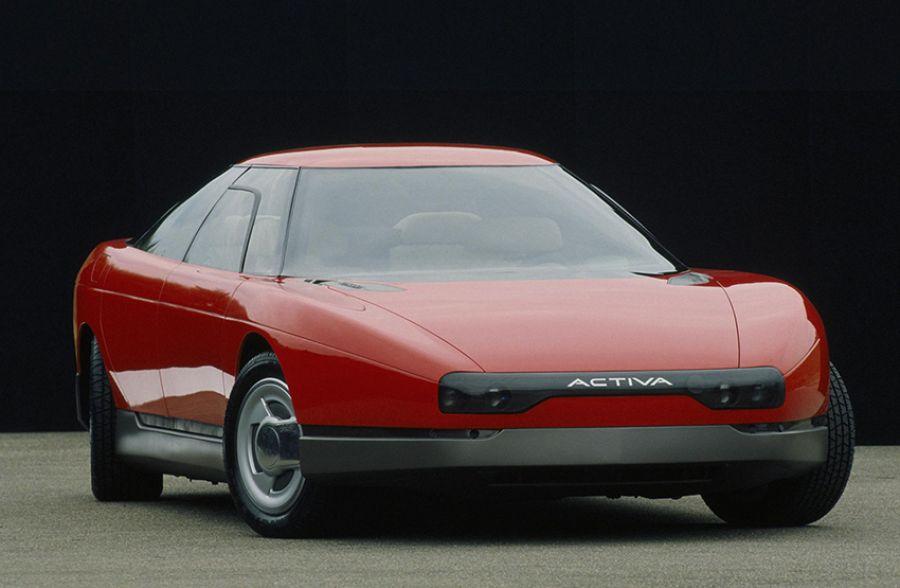 Concept Car Citroen Activa, toda una declaración tecnológica