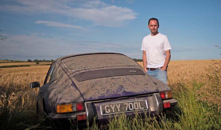 Polvo y telarañas: la historia de un 911 T que volvió a la vida