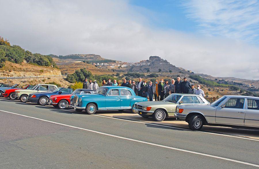 Amigos de los Coches Veteranos, III Vuelta a España