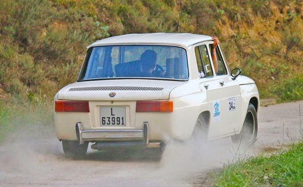 Exigente II Rally Ripollés Classic
