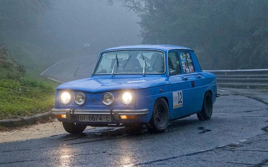 III Rally Clásico Vitoria-Gasteiz