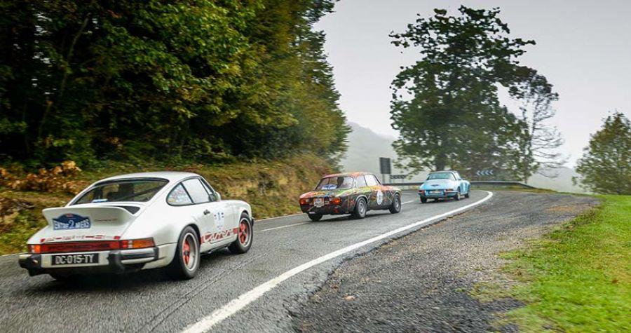 Celebrada la cuarta edición del Rally Entre 2 Mares