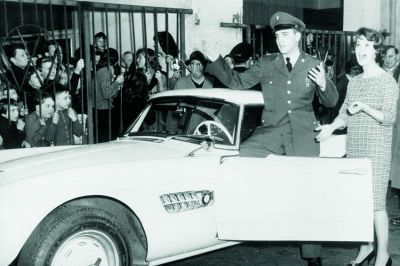 El BMW 507 de Elvis sigue vivo