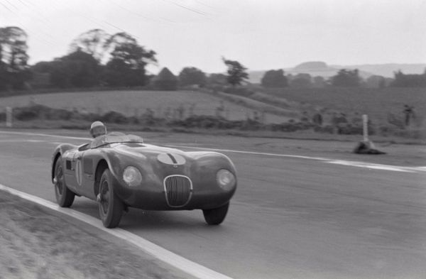 1952 Jaguar C-Type Sports Racing Chassis no. XKC011