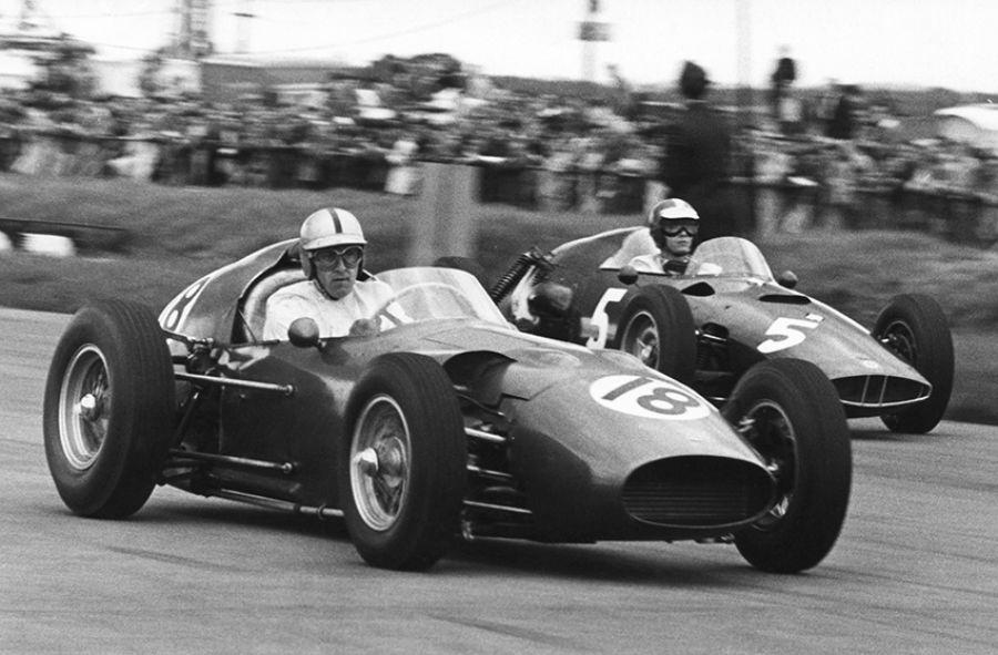La historia de Aston Martin en competición