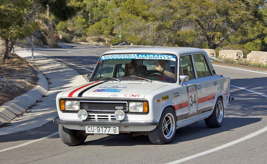 Espectacular III Rallye Hivern Sant Joan d´Alacant 2021