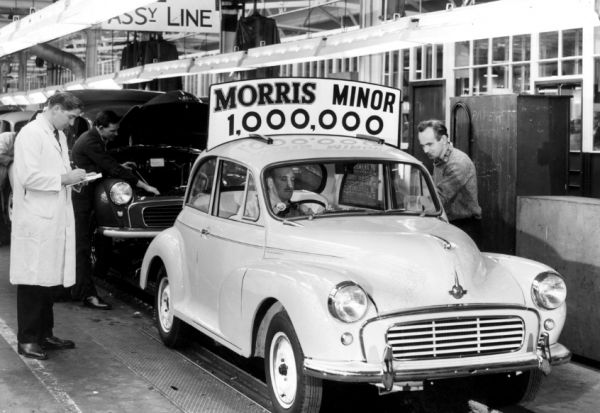 Morris Minor Register España
