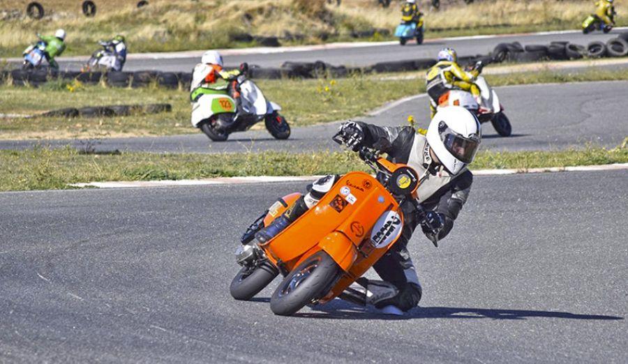 Trofeo Nacional de Resistencia en Scooter Clásico Iberoscooter