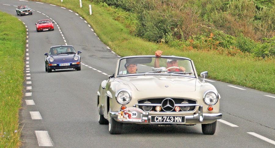 Rallye de la Mer por el País Vasco Francés