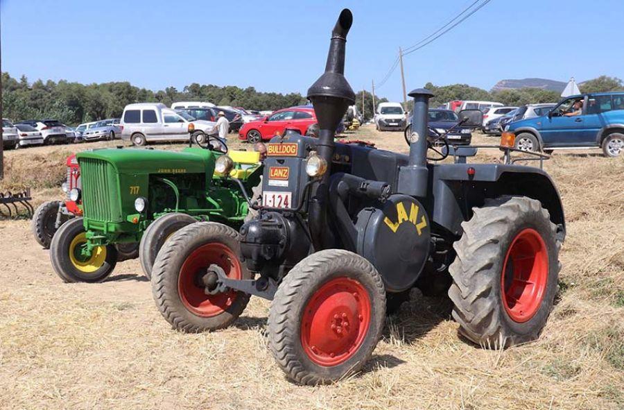 Prohibición de venta de tractores con más de cuarenta años
