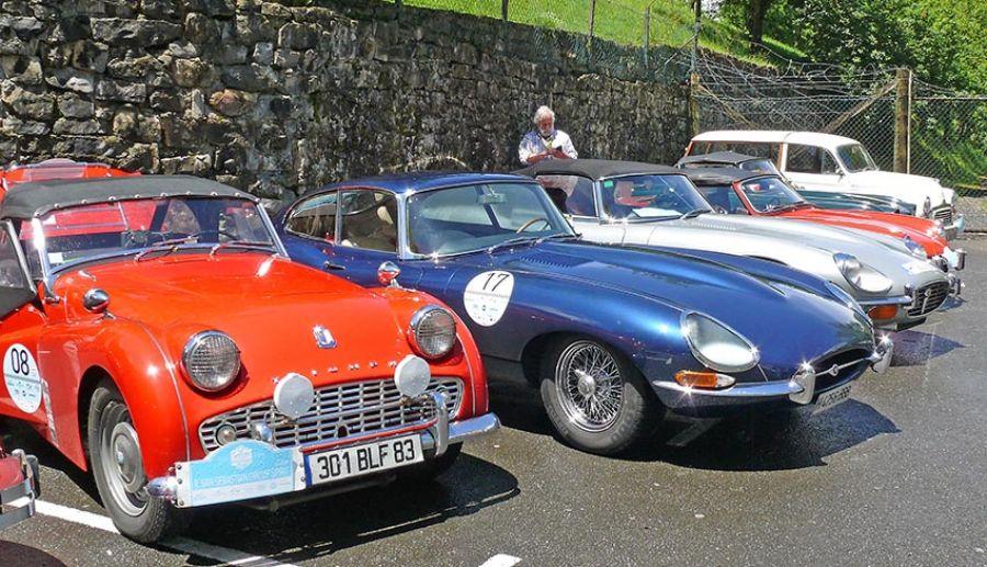El Rally San Sebastián Circuit Spirit celebró su segunda edición