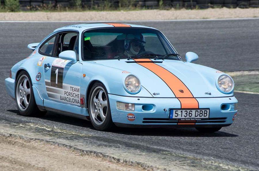 Porsche Classic Series JARAMA