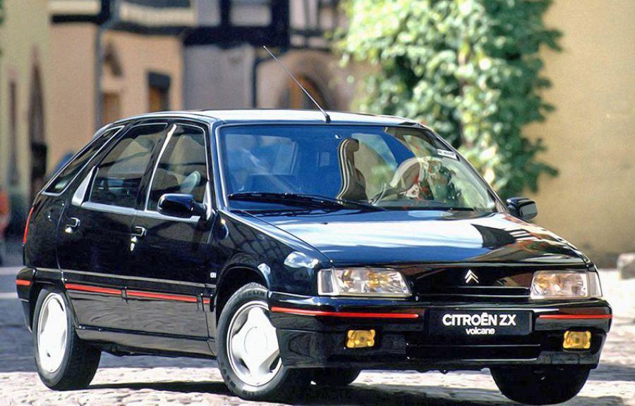 """El Citroën ZX """"made in Spain"""" celebra 30 años"""